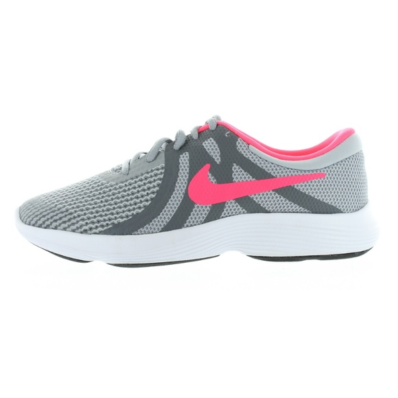 reputable site 91aa0 85d28 Nike Shoes | Kids Girls Grey Revolution 4 Gs Running | Poshmark